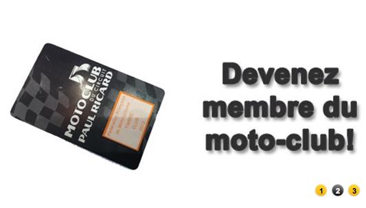 Membre Moto-Club