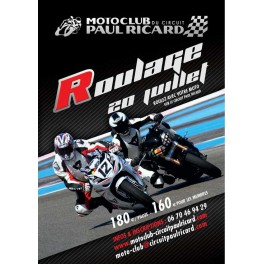entrainement piste ffm le 20 juillet 2014 moto club circuit paul ricard. Black Bedroom Furniture Sets. Home Design Ideas