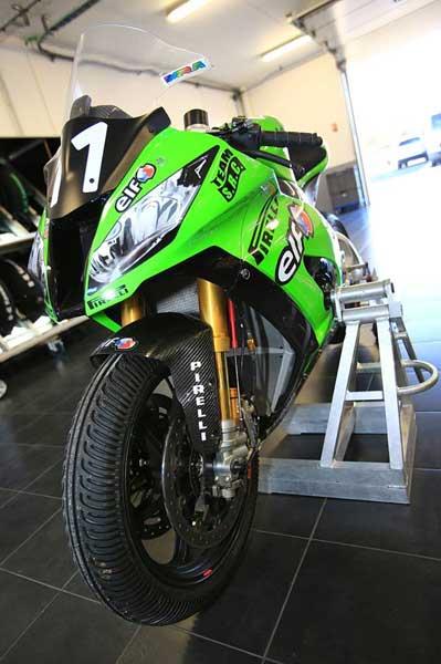 Kawasaki SRC